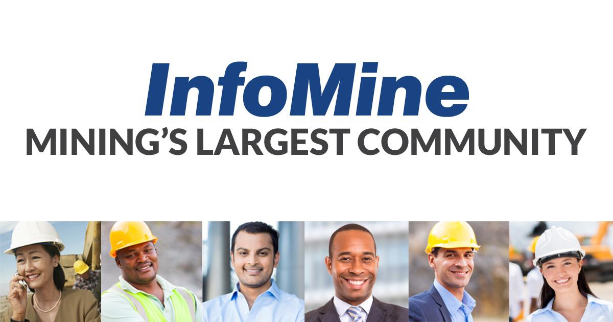 Create your InfoMine Account - InfoMine